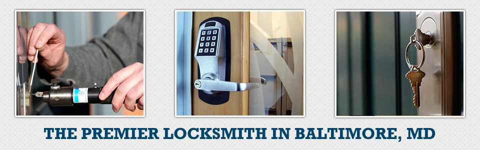 Locksmith Baltimore MD